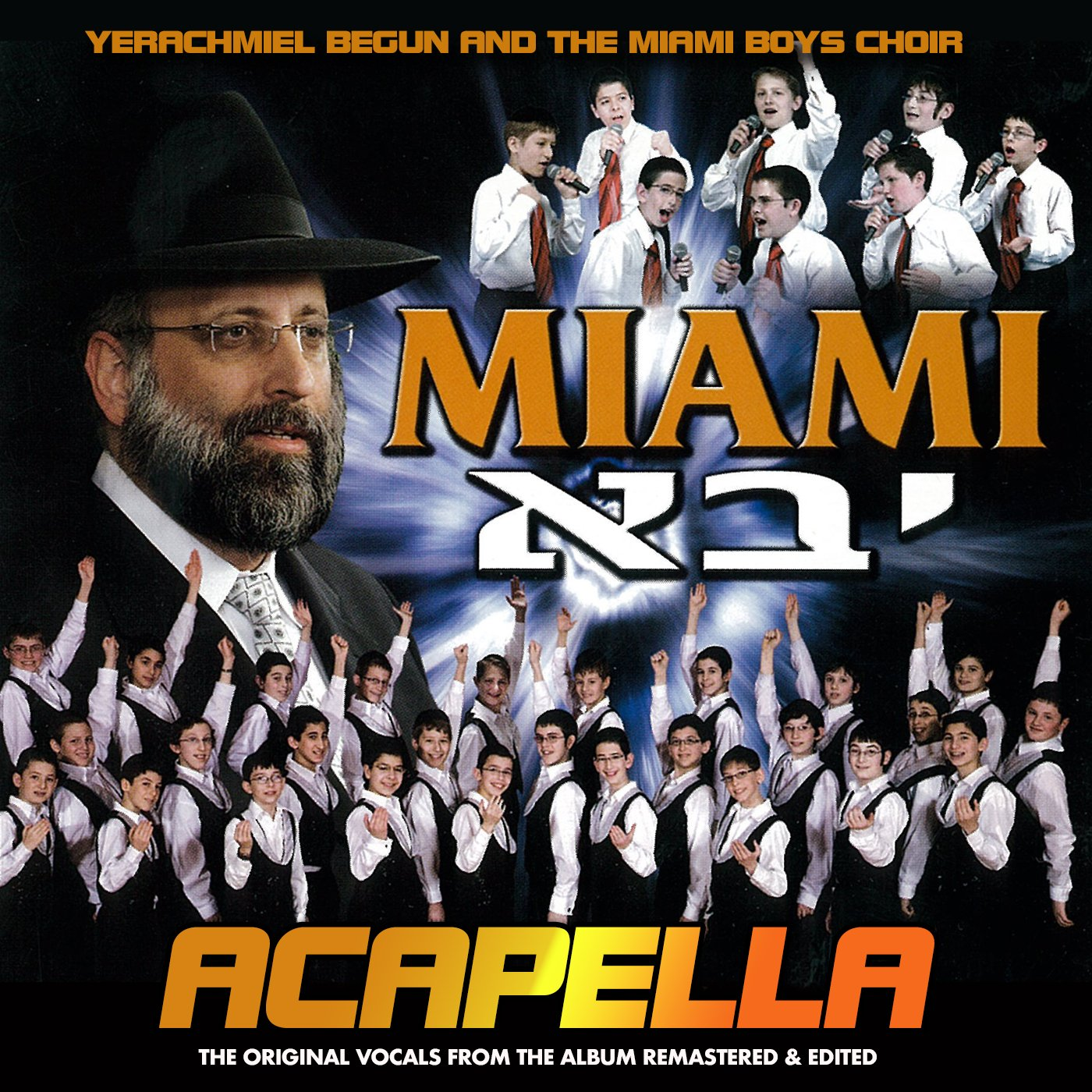 Miami Boys Choir - Yovo Acapella (Sefira Edition)