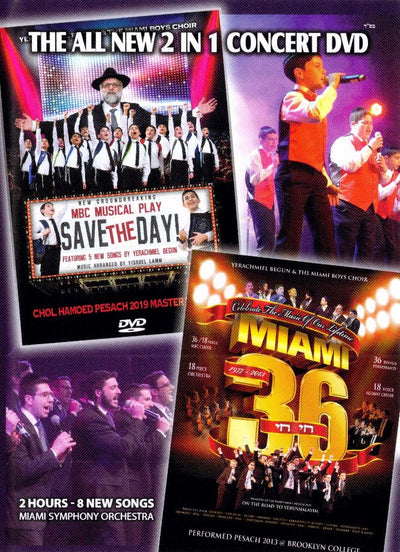 Miami - The All New 2 in 1 Concert DVD