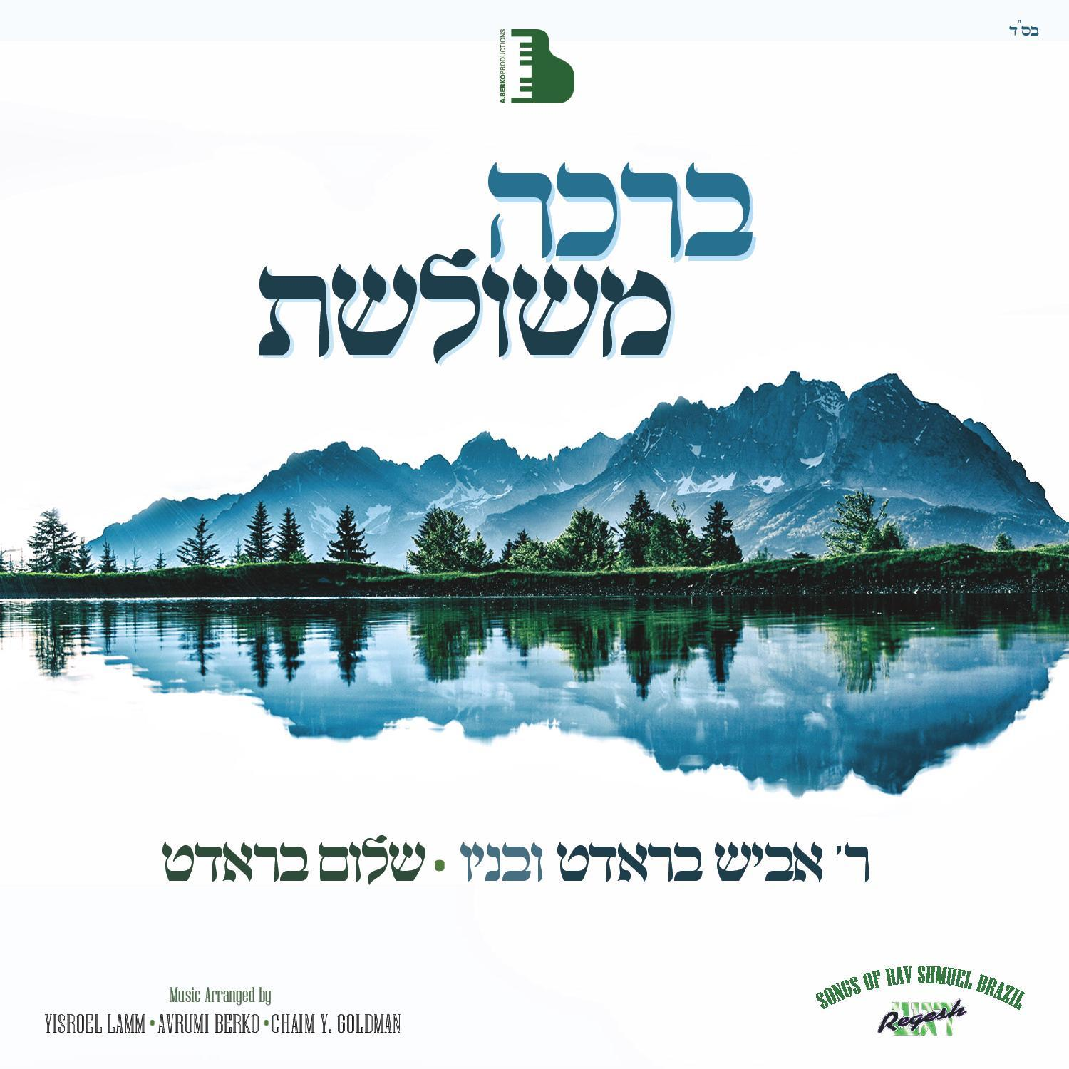 Abish & Shulem Brodt - Brocho Meshuleshes