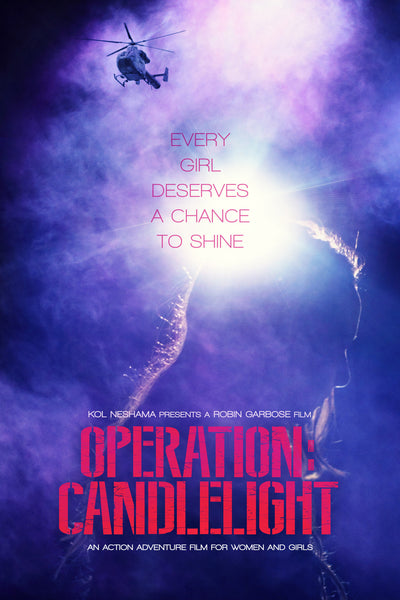 Robin Garbose - Operation Candlelight