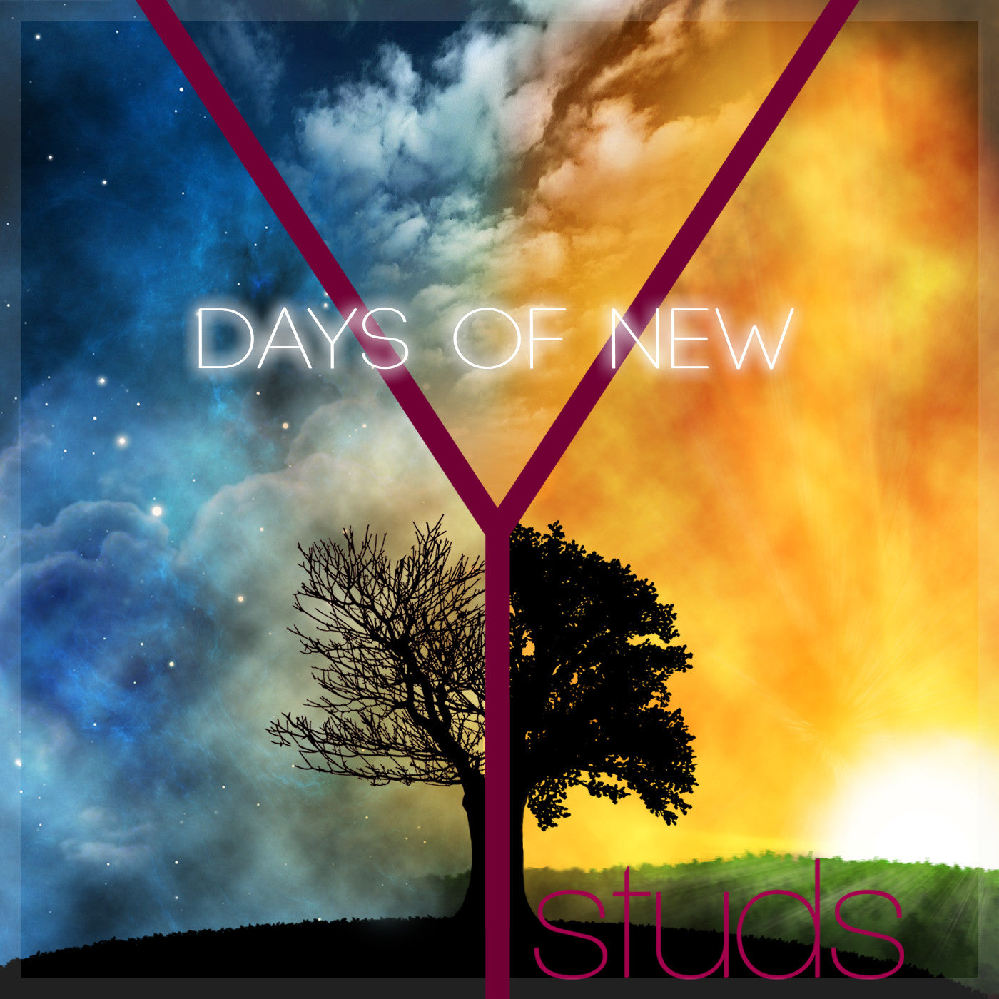 Y-Studs - Days Of New - Acapella