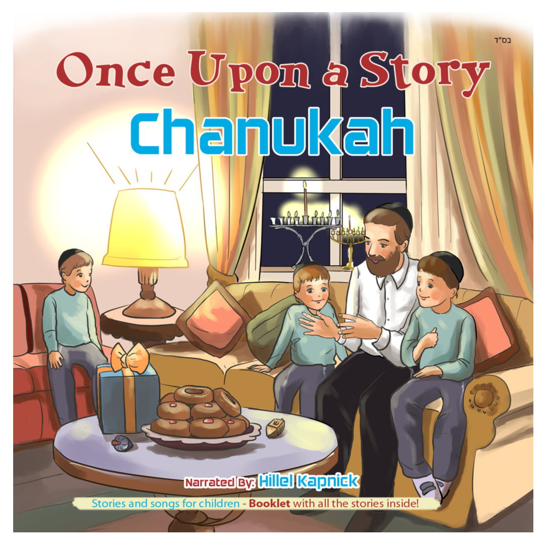 Once Upon a Story - Chanukah