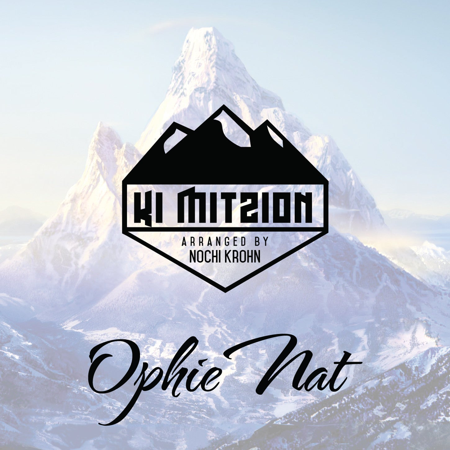 Ophie Nat - Ki Mitzion (Single)