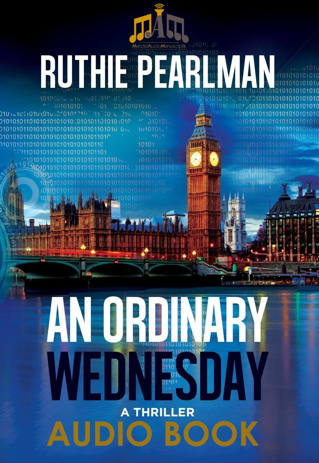 Ruthie Pearlman - An Ordinary Wednesday  (Audio book)