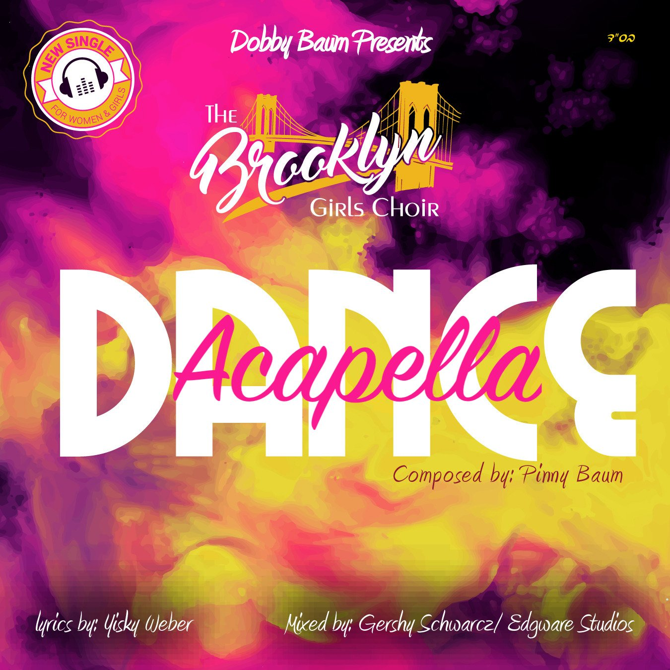 Dobby Baum & The Brooklyn Girls Choir - Dance Acapella  (Single)
