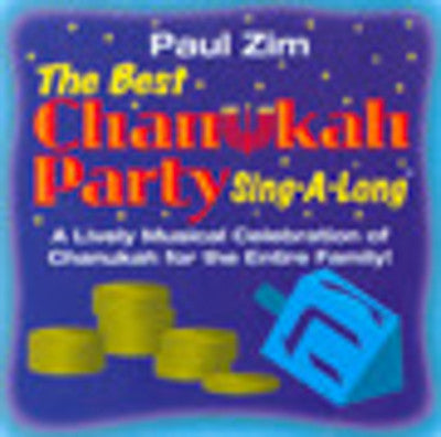 Paul Zim - The Best Chanukah Party