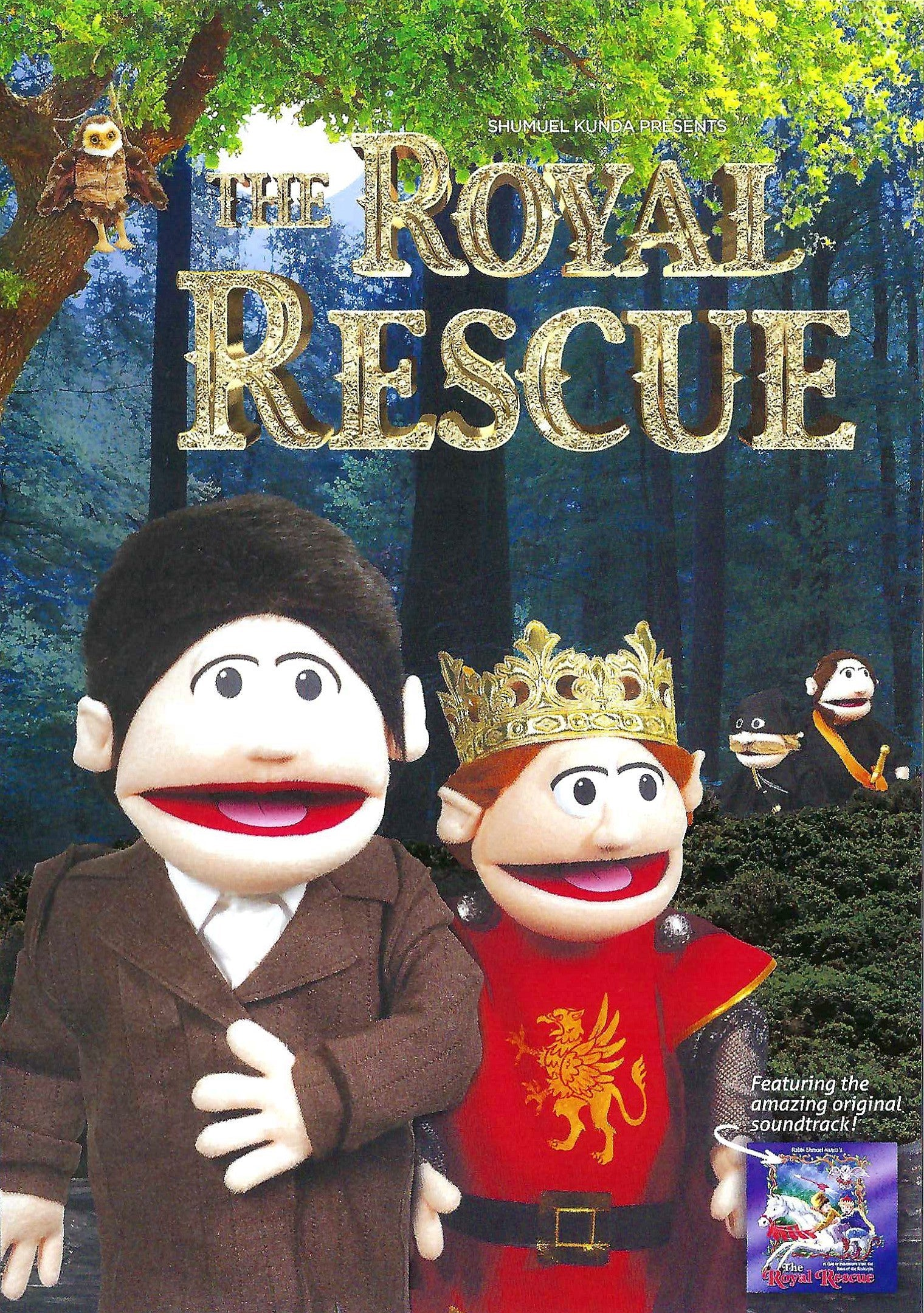 The Royal Rescue (Video)