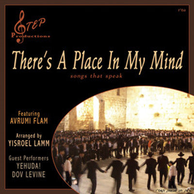 Avromie Flam - Theres a Place in My Mind