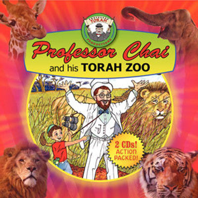 Professor Torah - Proffesor Chai And His Torah Zoo