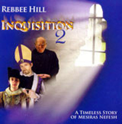 Rebbee Hill - Inquisition 2