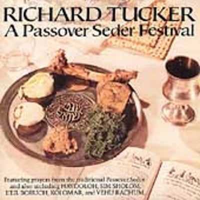 Richard Tucker - Passover Seder