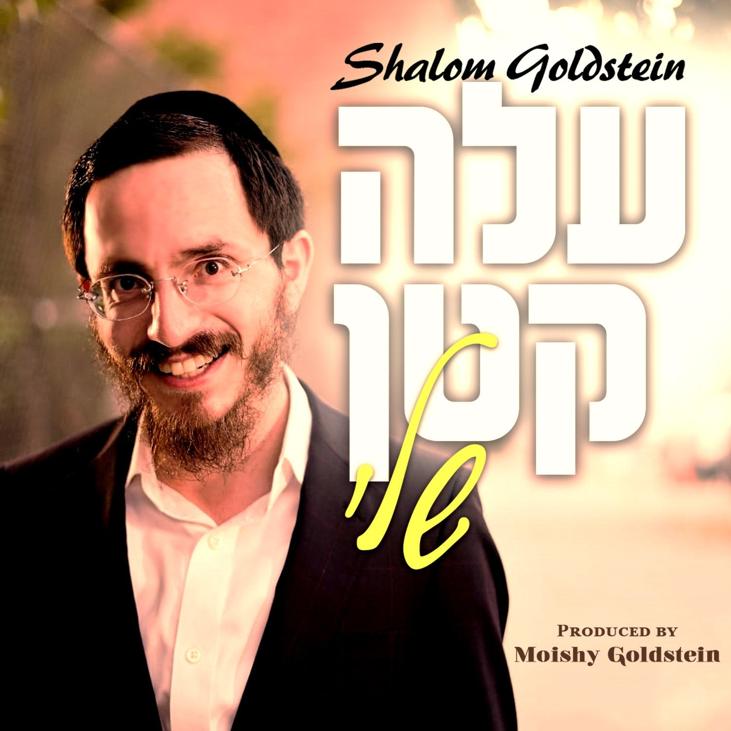 Shalom Goldstein - Aleh Katan (Single)