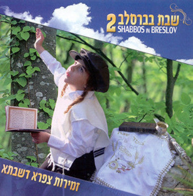 Various - Shabbos in Breslov 2