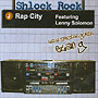 Shlock Rock - J Rap City