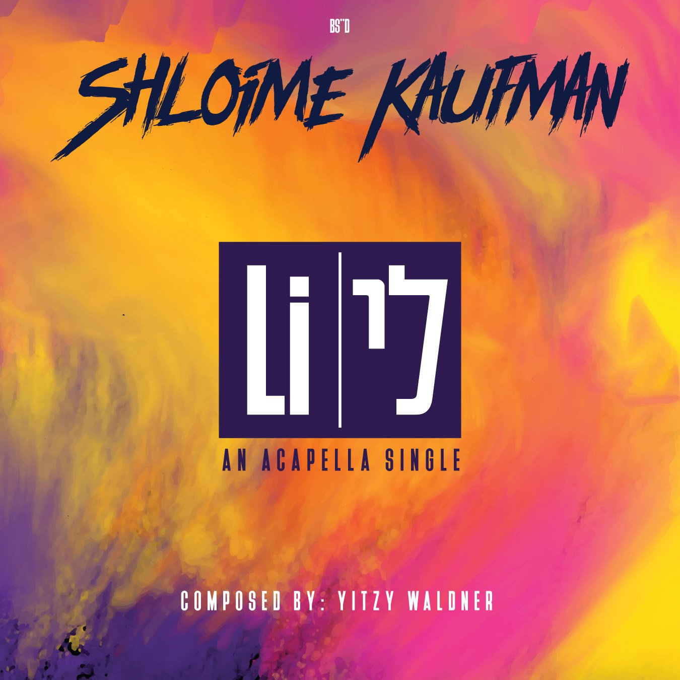 Shloime Kaufman - Li Acapella (Single)