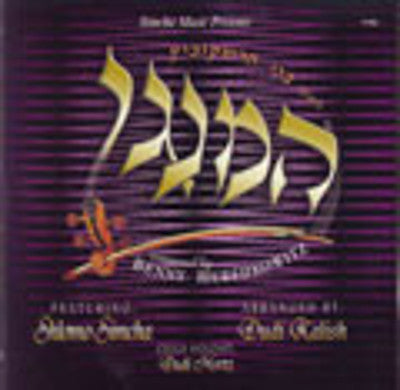 Shlomo Simcha - Hamenagen