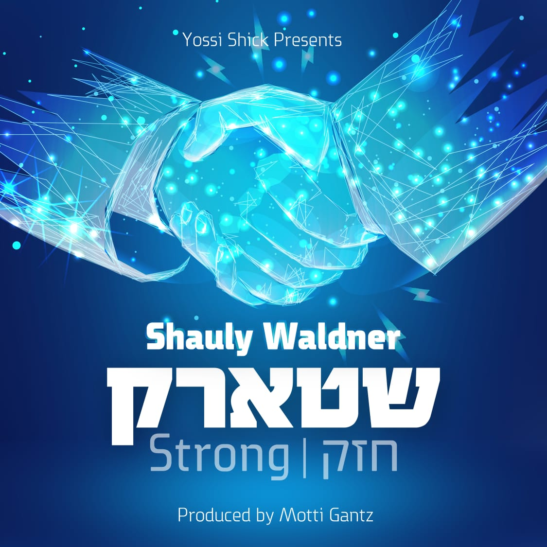 Shauly Waldner - Strong (Single)
