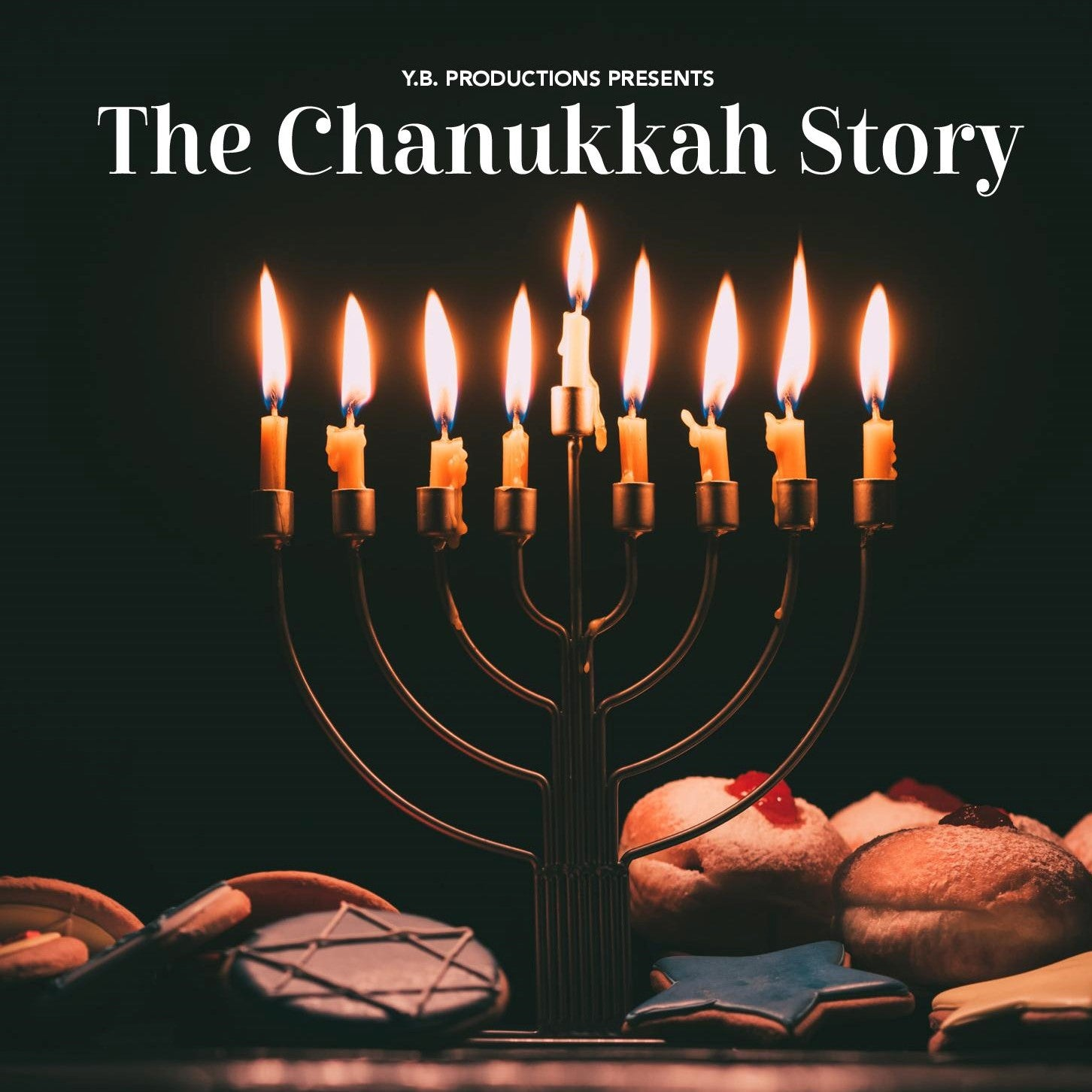 YB Productions - The Chanuka Story