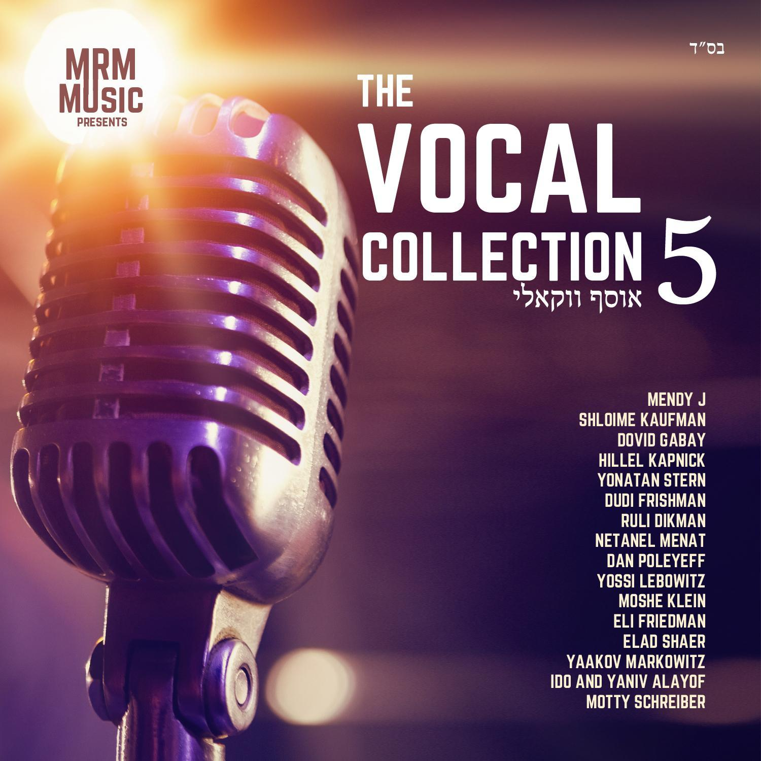 MRM - The Vocal Collection 5