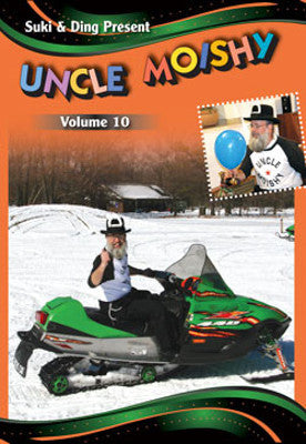 Uncle Moishy - Volume 10 DVD