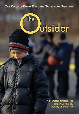 The Outsider - DVD