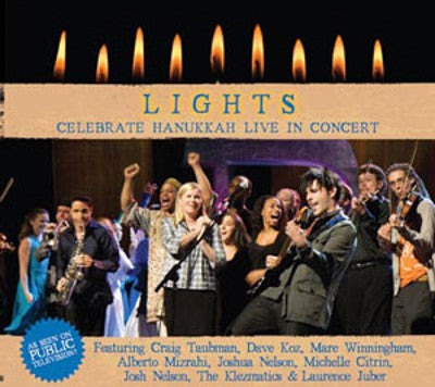 Various - Lights Celebrate Hanukkah