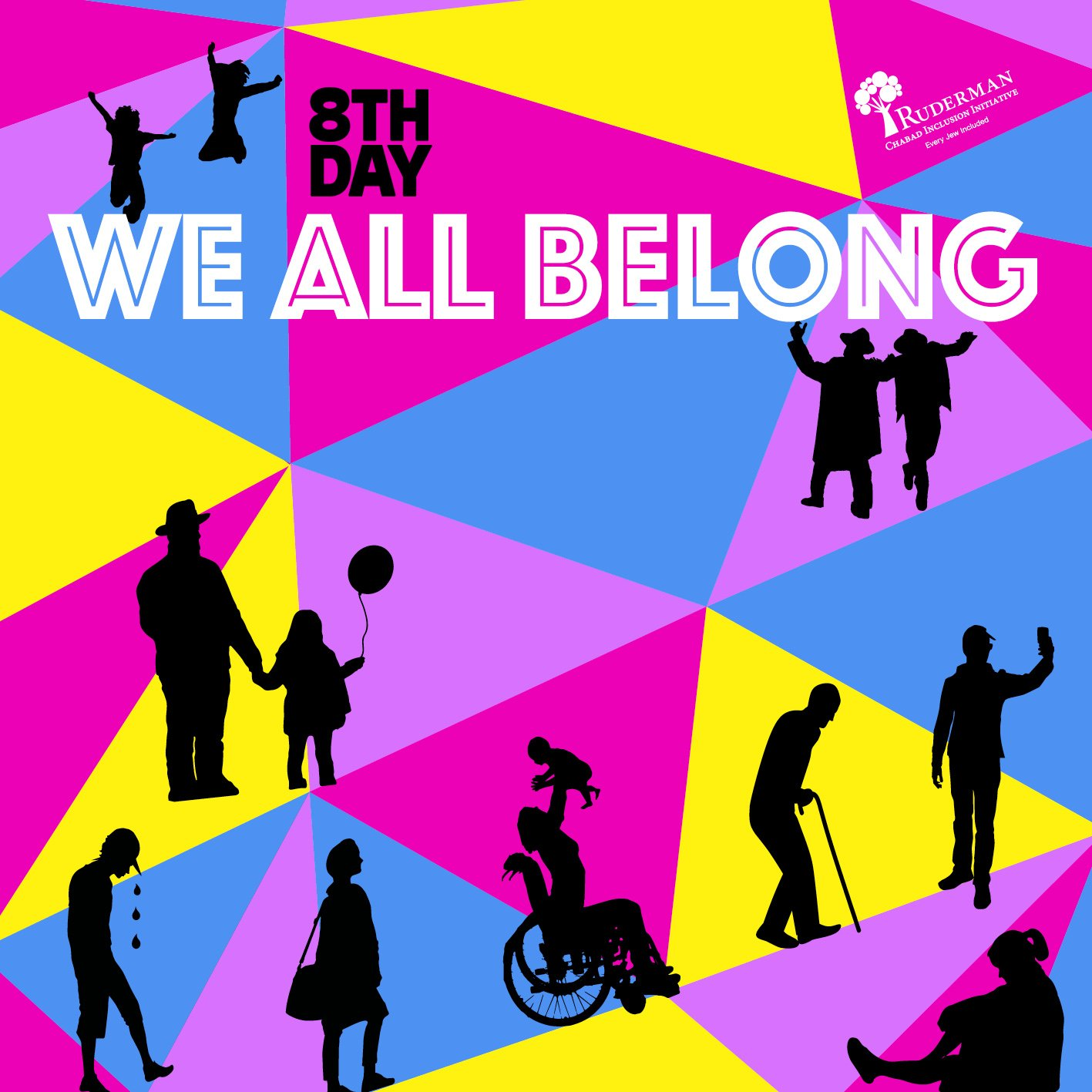 8th Day - We All Belong (Single)