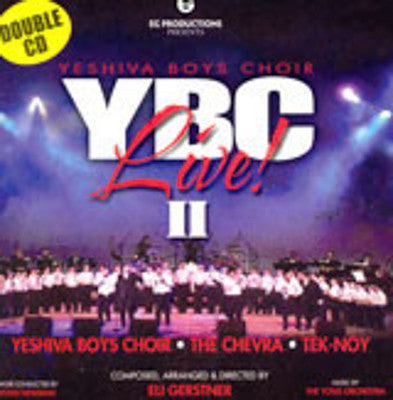 Yeshiva Boys Choir - YBC Live II - CD