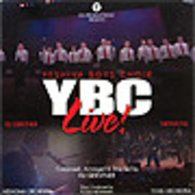 Yeshiva Boys Choir - YBC Live - CD