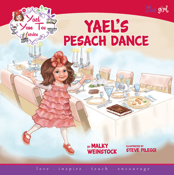 Malky Weinstock - Yael's Pesach Dance