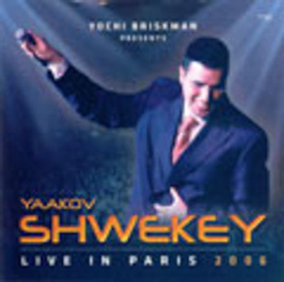Yaakov Shwekey - Live In Paris 2006 DVD