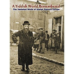 Yiddish World Remembered DVD The Story Of Jewish Life In Easte
