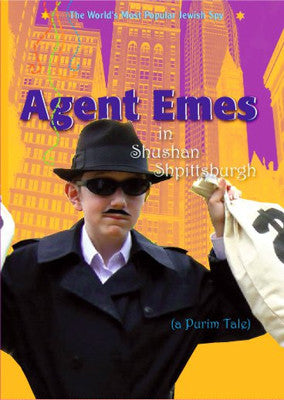 Agent Emes - Episode 11 - Shushan Shpittsburgh (A Purim Tale)