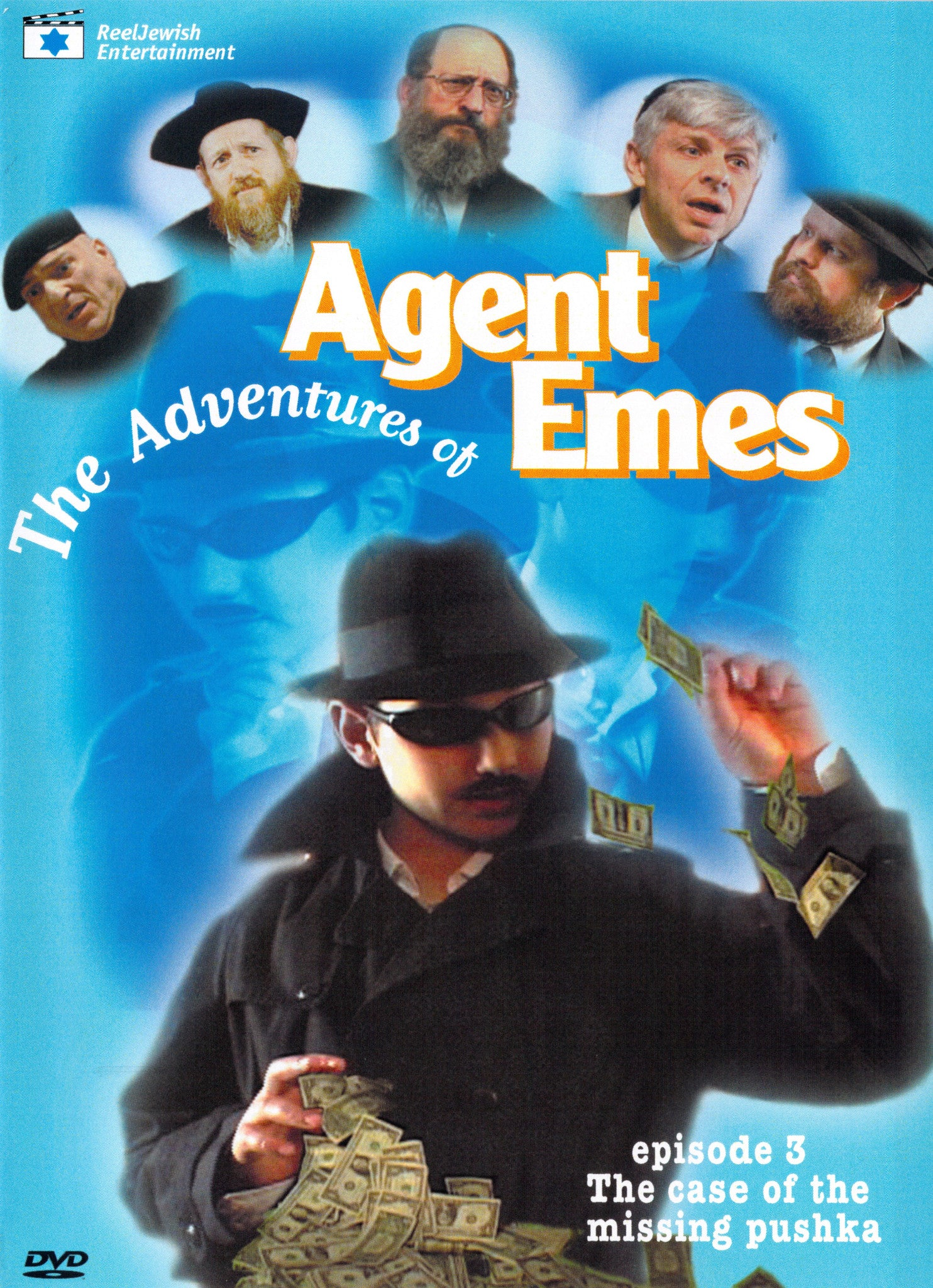 Agent Emes - Episode 3 The Case of the Missing Pushkah