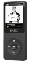 Samvix - Basic Sound MP3 Player - 4GB