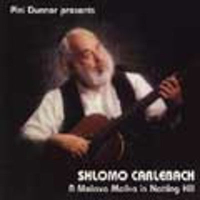 Shlomo Carlebach - A Melave Malka In Notting Hill