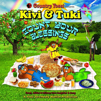 Kivi and Tuki - Count Your Blessings