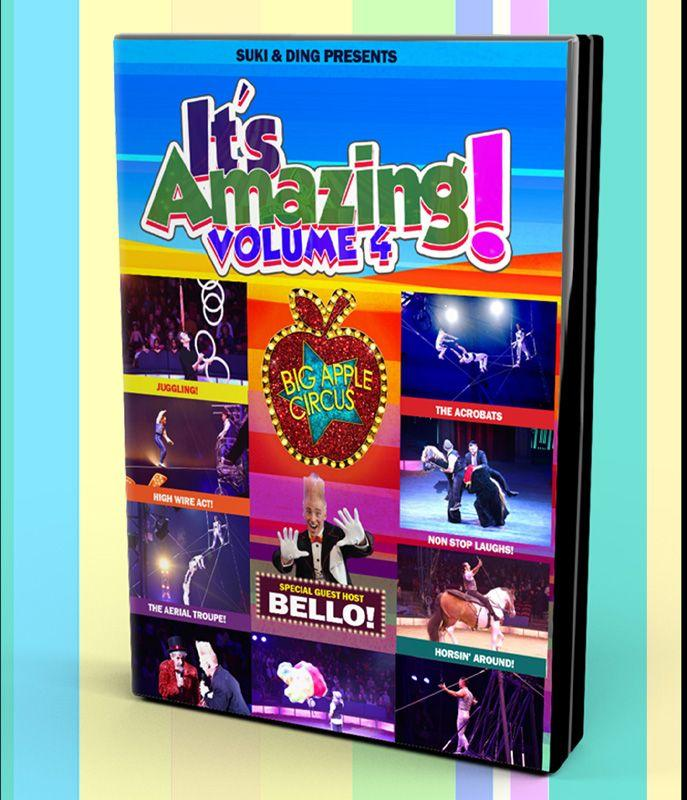 It's Amazing Vol 4 - DVD