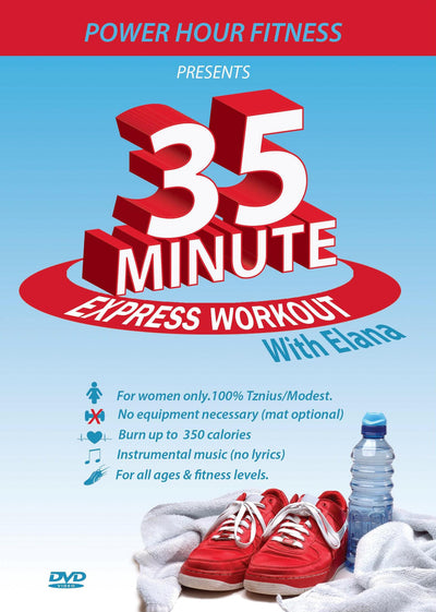 Elana (Power Hour Fitness) - 35 Minute Workout