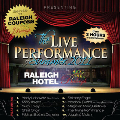 Various - Live Performance at the Raleigh Hotel