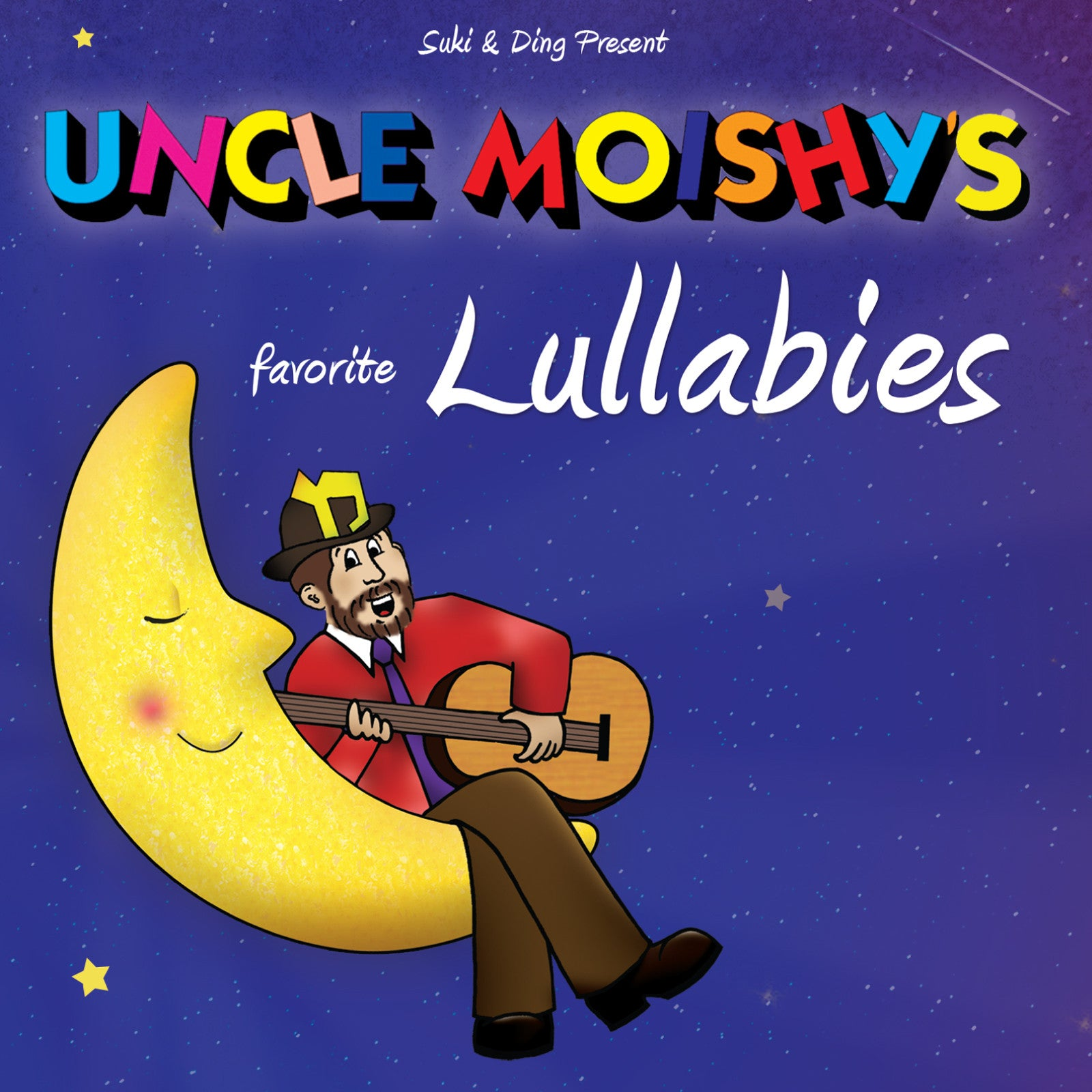 Uncle Moishy - Favorite Lullabies