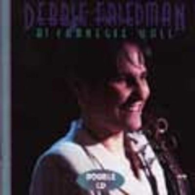 Debbie Friedman - At Carnegie Hall
