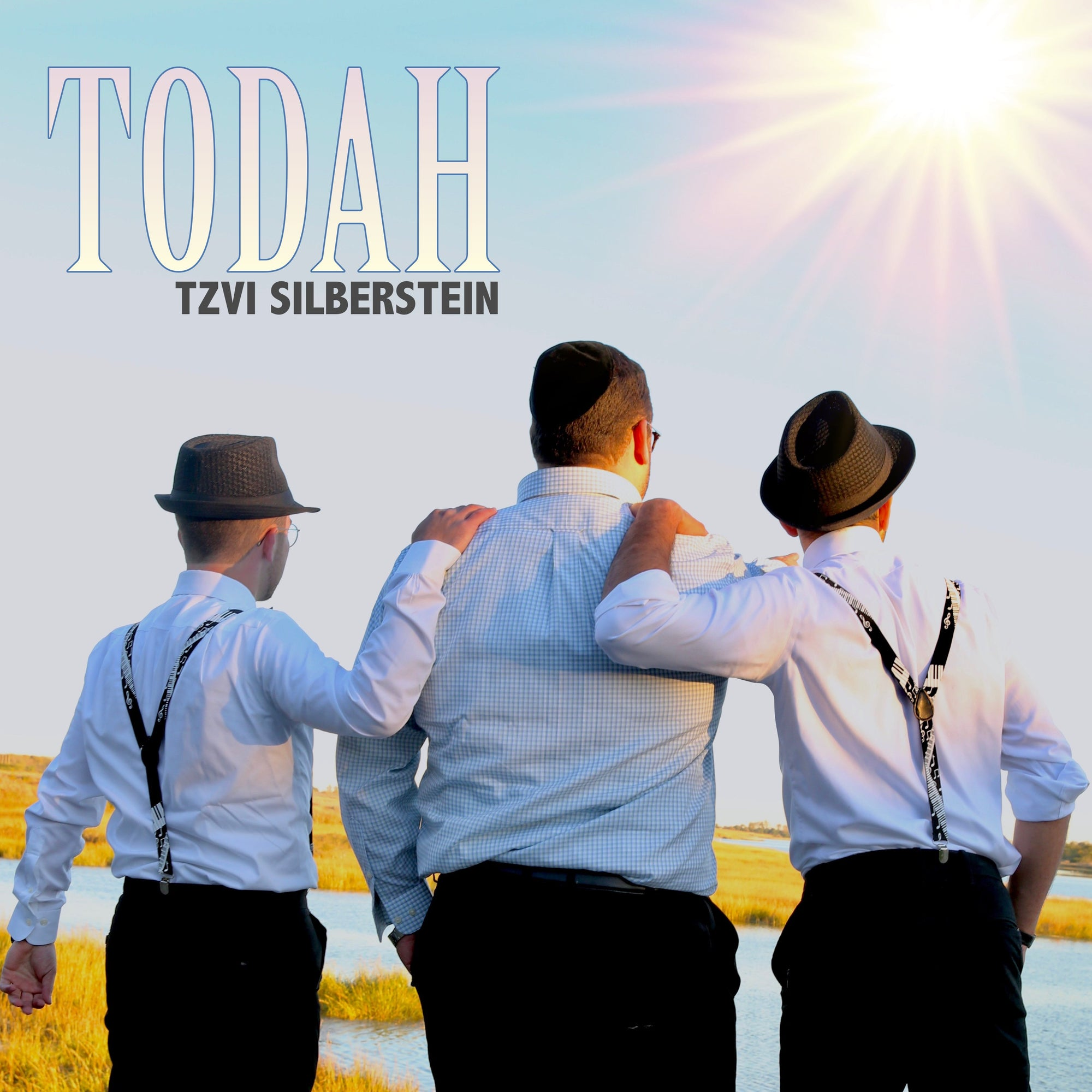 Tzvi Silberstein - Toda (Single)