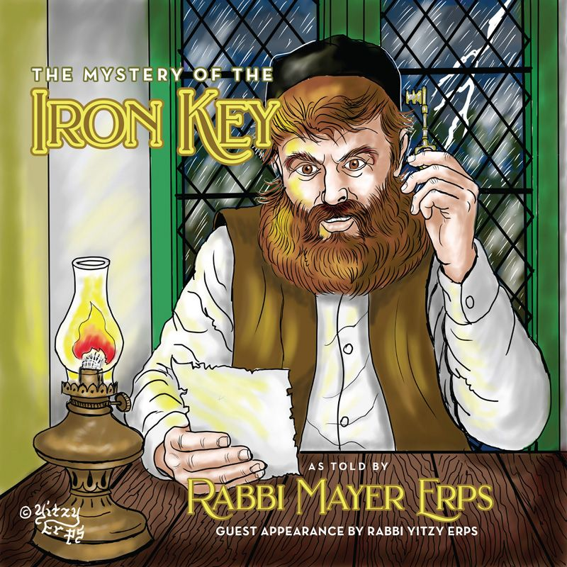 Mayer Erps - The Mystery of The Iron Key