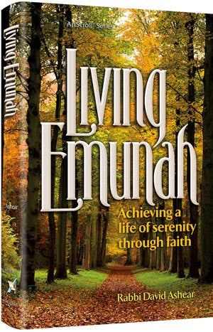 Rabbi David Ashear - Living Emunah