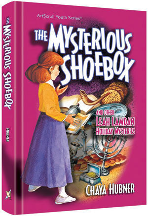 Chaya Hubner   The Mysterious Shoebox And Other...