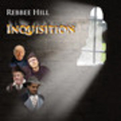 Rebbee Hill - Inquisition 1 - A Timless Story of Mesiras Nefesh