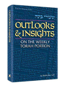 Rabbi Zev Leff - Outlooks and Insights