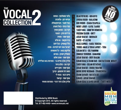 MRM - The Vocal Collection 2