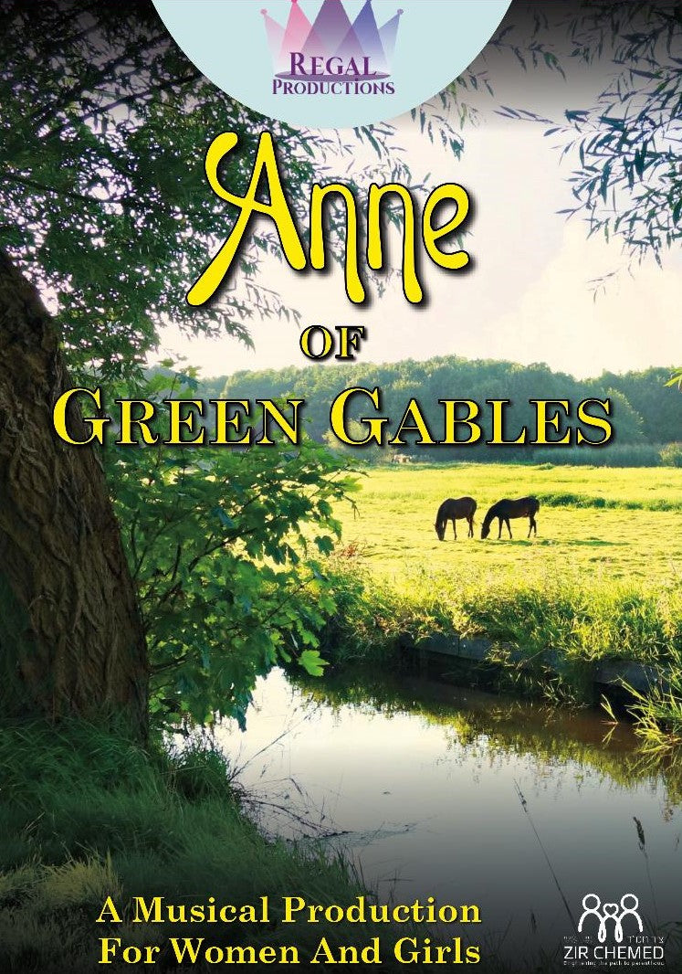 Regal Production - Anne of the Green Gables (Video)